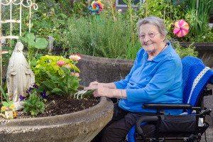 Senior Care Broomall PA Seniors and Gardening